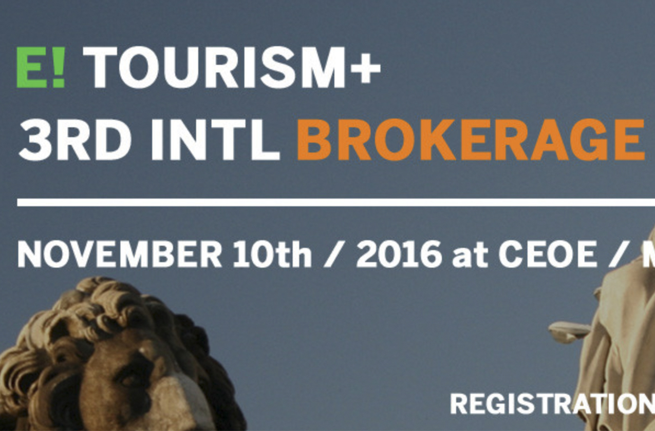 3rd International Eurekatourism+ Brokerage Event: Driving Tourism towards digital transformation
